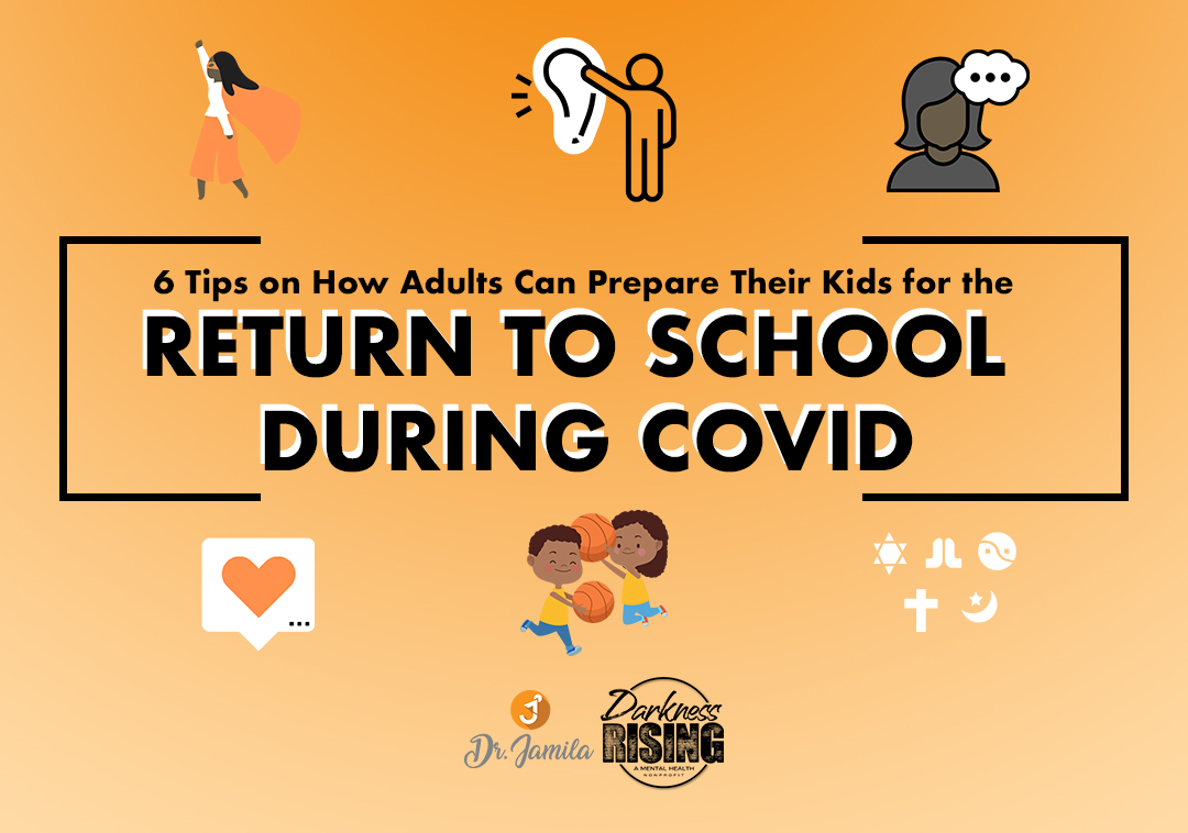 Youth, COVID, and School Issues
