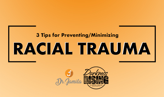Understanding Racial Trauma. Is it Real?